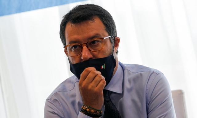 Salvini, ossia il bue che dice cornuto all'asino