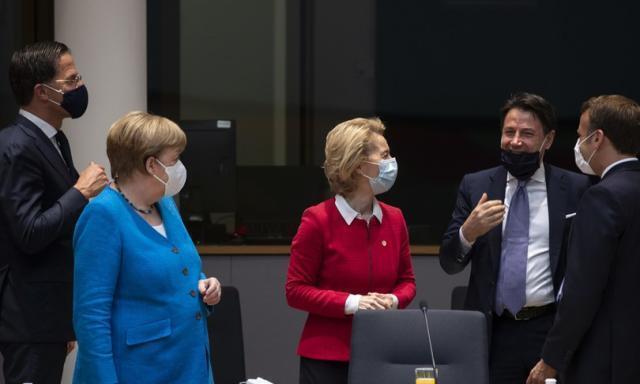 La Ue trova l'accordo all'alba. Nel nuovo piano all'Italia 209 miliardi