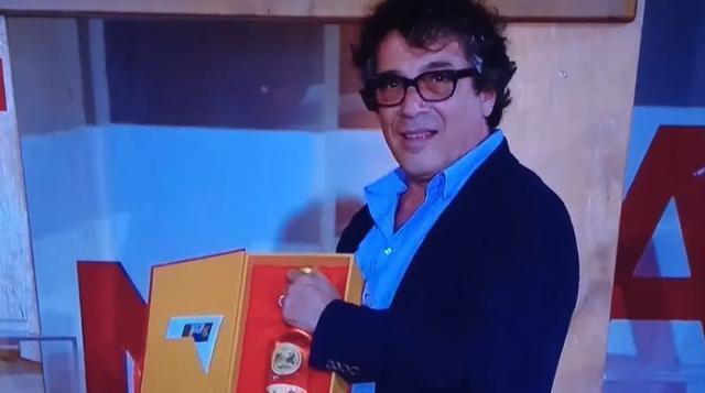 Il premio Strega a Sandro Veronesi. E' la seconda volta