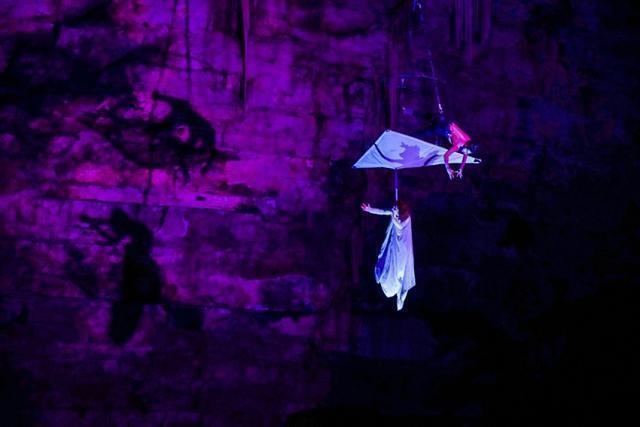 """Grotte di Castellana, hell in the cave riparte in sicurezza Con la collaborazione dell'Irccs """"De Bellis"""""""