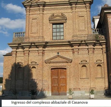 Tra Gotico e Barocco. L'Abbazia di Casanova