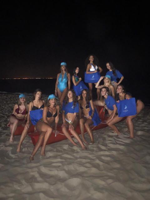 Miss Castellaneta Marina 2020 Grande successo per il casting