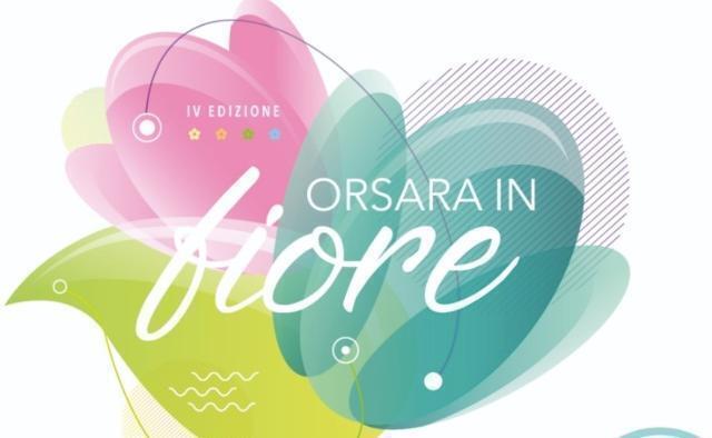 """""""Orsara in Fiore"""", due giorni con colori e sapori floreali"""