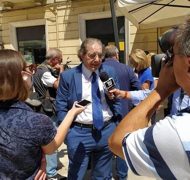 Pierfranco Bruni: Voglio che la Puglia possa diventare la vera Capitale delle Culture