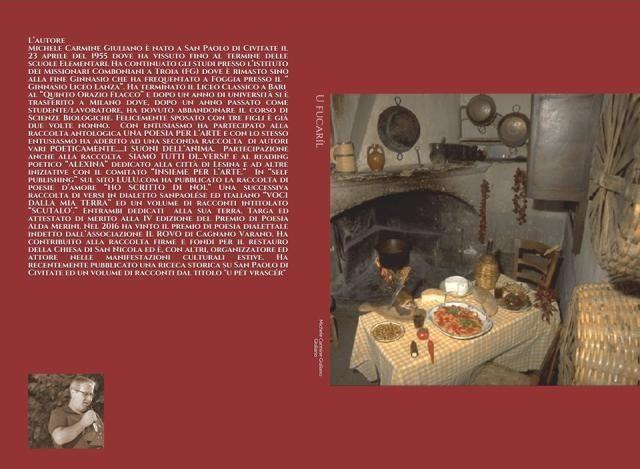 'U Fucaril, la nuova raccolta di poesie dialettali