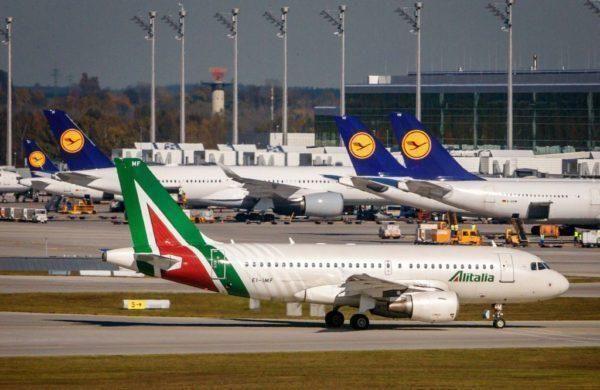 Sbloccati 24,7 miliardi per stipendi Alitalia….