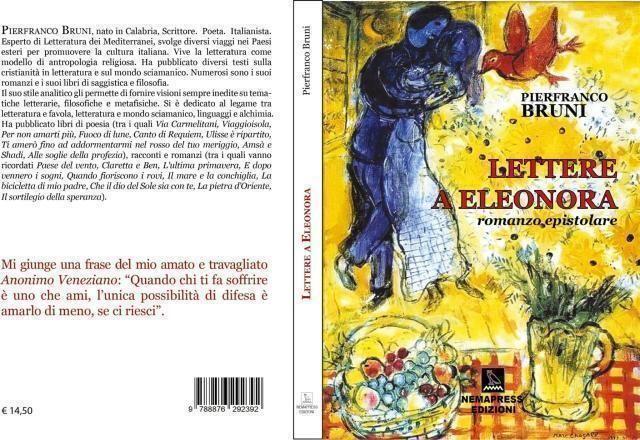 Pierfranco Bruni si racconta in una storia d'amore che diventa disamore nel cerchio della vita