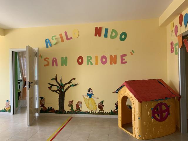 """Chiusura anno educativo dell'asilo nido comunale """"San Luigi Orione"""""""