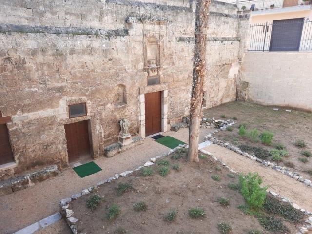 Inaugurato il giardino di San Michele delle Grotte