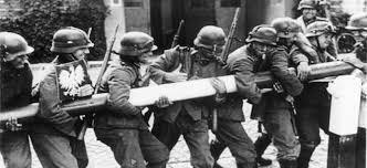 Hitler invade la Polonia, inizia la Seconda Guerra Mondiale