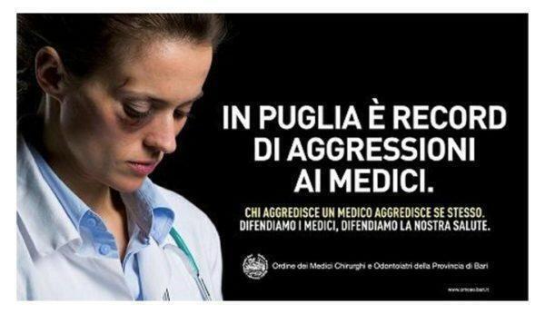 Aggressioni a medici e infermieri: ora basta