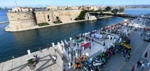 Assessore Borraccino, tutto pronto per la Fiera del Mare  a Taranto dal 3 al 6 settembre