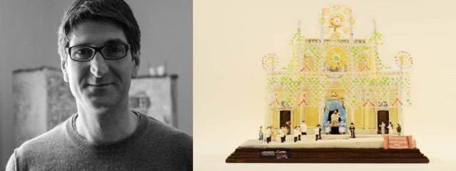 La San Severo in miniatura di Amedeo Piscino. La citta' dei campanili tra sogno e realta'