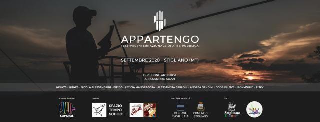 Stigliano d'Oro, Appartengo, Festival Internazionale di Arte Pubblica