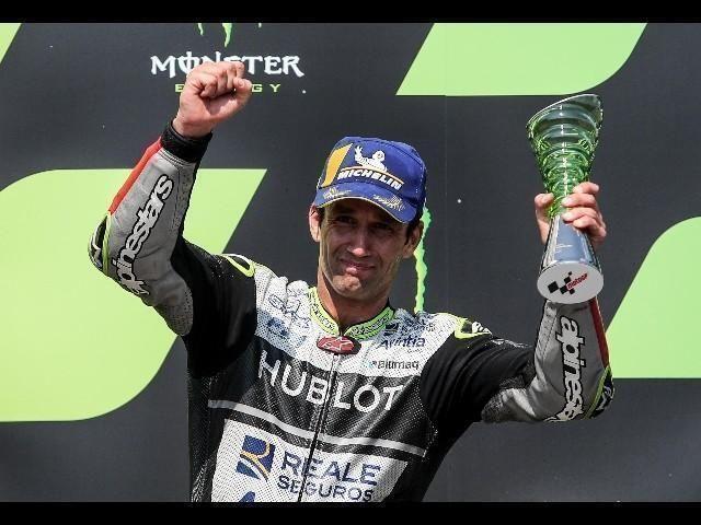 Moto: Stiria; Zarco, sono sempre tifoso di Valentino Rossi