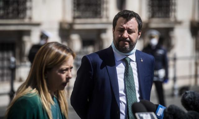 """""""La crisi di Salvini è seria ed è cominciata un anno fa"""", dice Ghisleri"""
