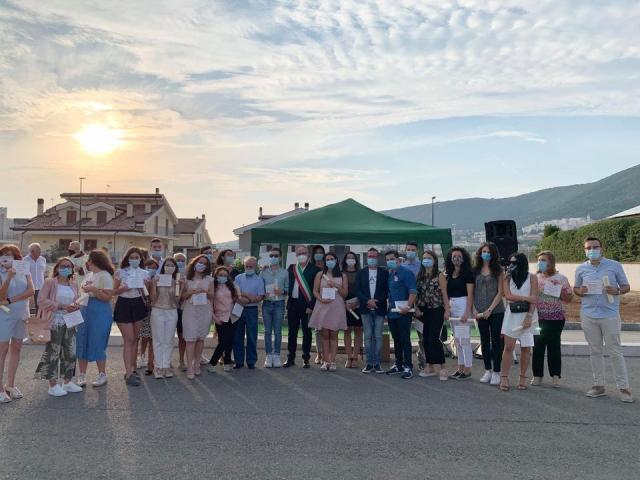 Smart graduation day: a San Giovanni Rotondo premiati 31 giovani laureati