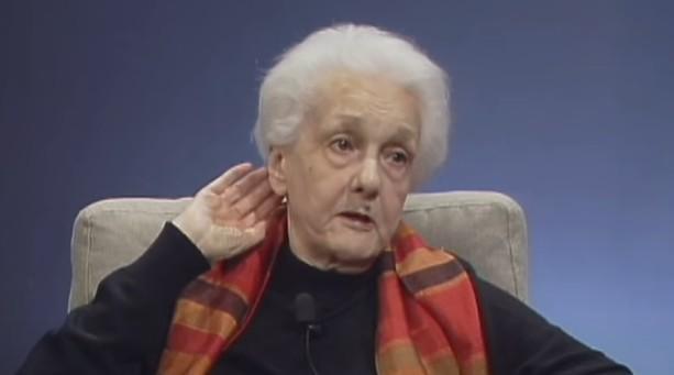 Addio a Rossana Rossanda, la fondatrice del 'Manifesto'