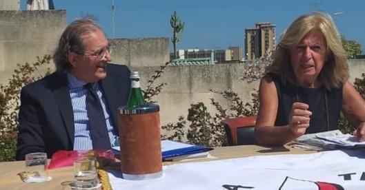 Incontro con il Candidato Pierfranco Bruni a Taranto