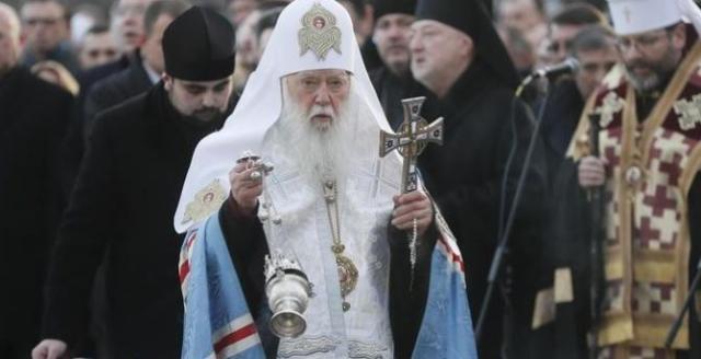 Positivo il patriarca ortodosso Filaret. Disse: «Il Covid è la punizione di Dio per i gay»