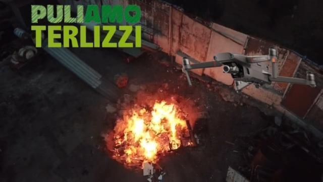 Raccolta fondi per acquisto di un drone con videocamera termica