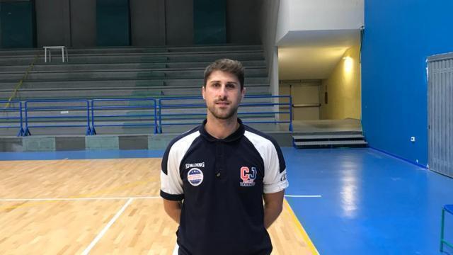 CJ Taranto, Pierluigi Scatigna nuovo fisioterapista