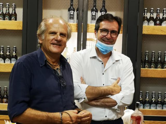 Stefano Liuzzi, il candidato per la Lega Salvini Puglia