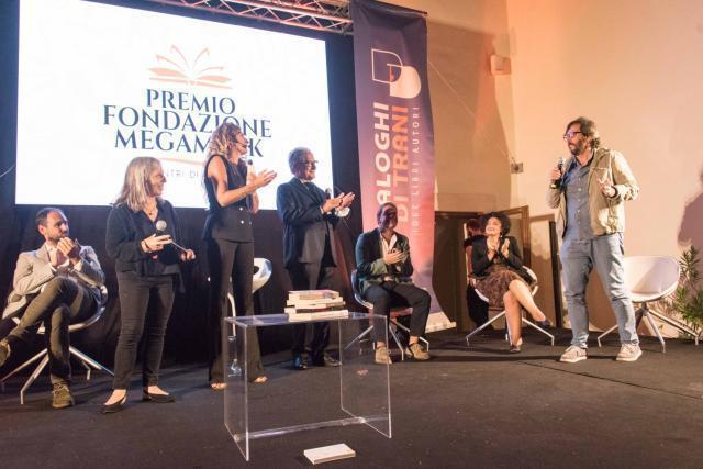 Il regista Daniele Vicari con il suo romanzo 'Emanuele nella battaglia' è il vincitore della