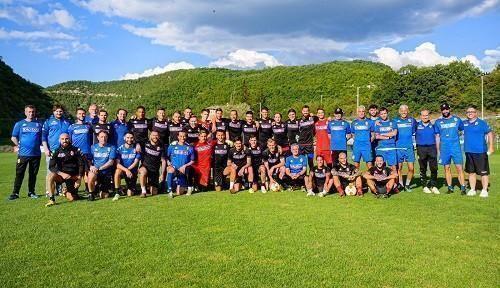 Per il Bari una squadra di quartiere per la Coppa Italia, il Trastevere. Candellone e D'Orazio ormai del Bari