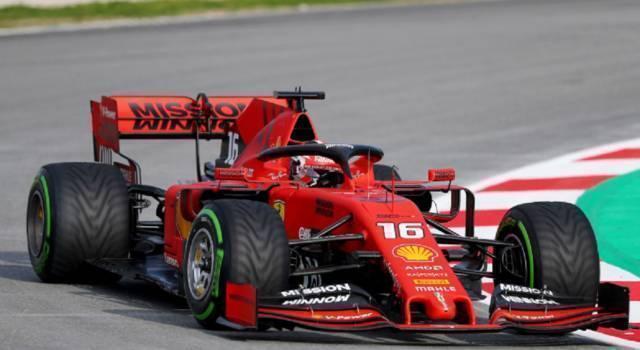 Formula 1, la Ferrari cambia: a Monza con l'assetto scarico