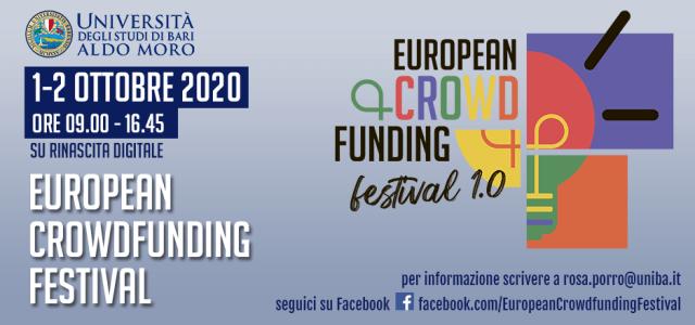 Il valore delle startup: European Crowdfunding Festival