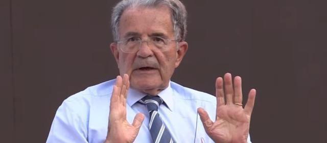 Prodi, ora tornare ai problemi del paese. Serve il maggioritario