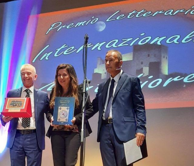 Riconoscimento Premio internazionale Montefiore al giornalista Giovanni Mercadante