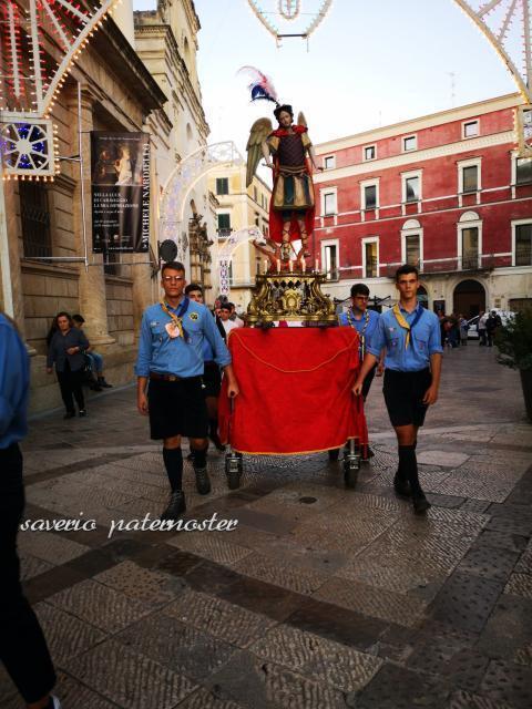 Festa San Michele Arcangelo a Gravina