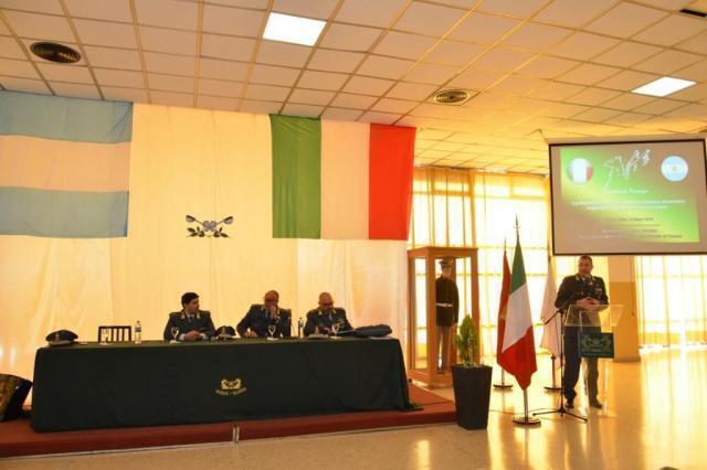 Cooperazione Italia-Argentina nella lotta al crimine internazionale