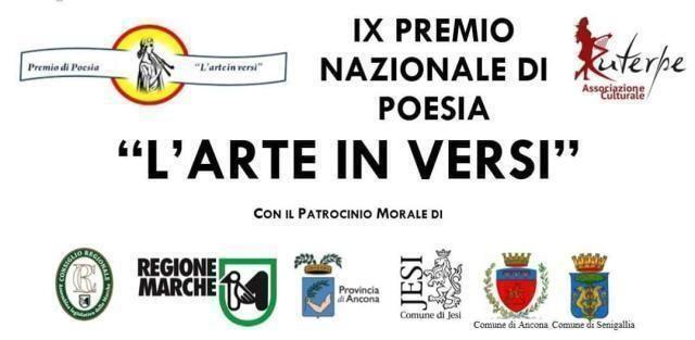 """C'è tempo fino al 30 settembre per partecipare al Premio di Poesia """"L'arte in versi"""""""