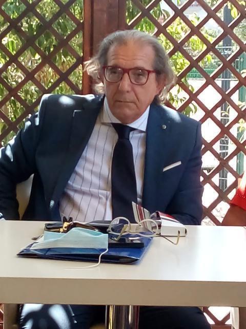 Pierfranco Bruni a Industria Felix