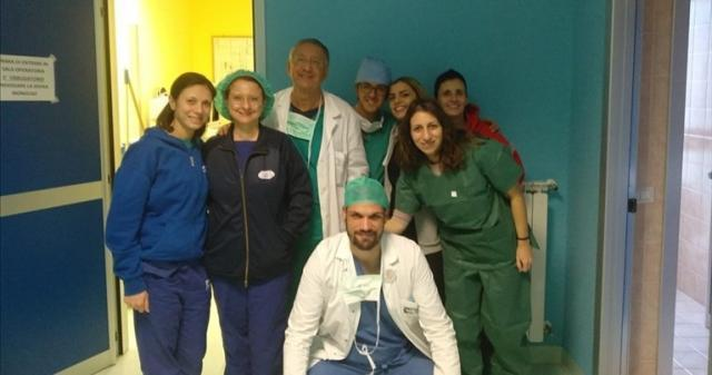 Donazione multiorgano ad Andria: a donare e' un uomo di 86 anni