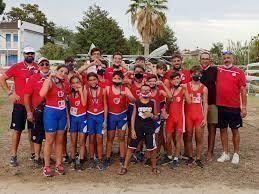 Il Cus Bari primo nel medagliere del Meeting Nazionale Giovanile