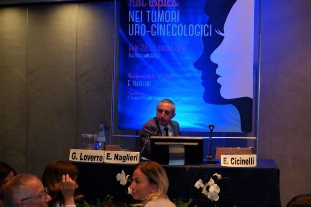 """Incontri e dibattiti sui tumori uro-ginecologici"""": un congresso a Bari"""