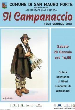 Turismo delle radici / Basilicata: San Mauro Forte, dove a Carnevale suonano i campanacci