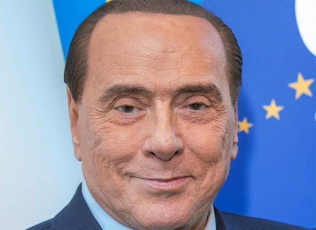 Lunga vita a Silvio Berlusconi covid positivo
