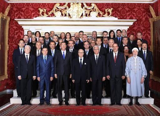 La stanchezza del potere: Tunisia