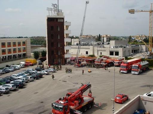 Grazie ai Vigili del fuoco