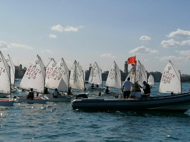Circolo della Vela Bari. Nasce il campionato autunnale Città di Bari. Domenica in acqua