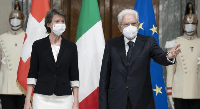Coronavirus: Mattarella, 'preoccupati per aumento contagi e dolore per vittime