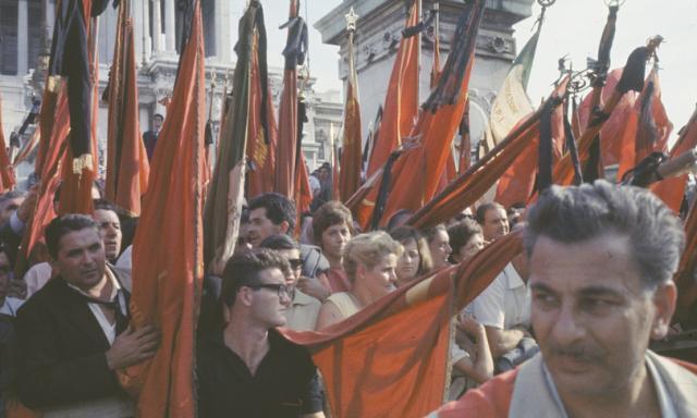 L'incompiuta epopea dei comunisti italiani