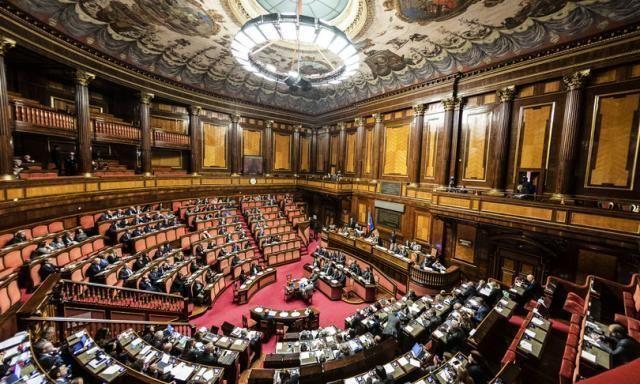 Mes: ok del Senato a risoluzione maggioranza con 156 si e 129 no. Renzi attacca Conte