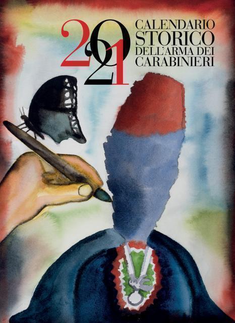 Carabinieri presentano il Calendario Storico e l'Agenda Storica 2021