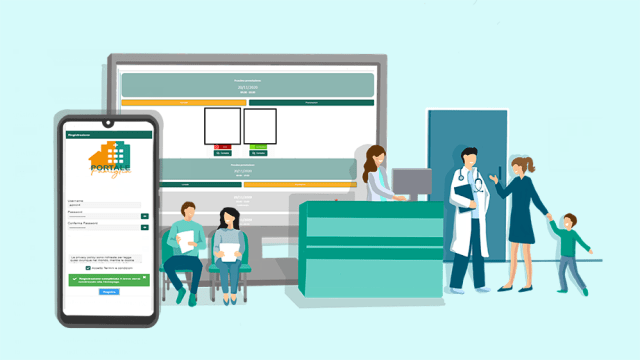 La software house Sabanet regala il Portale Famiglia alle strutture sanitarie